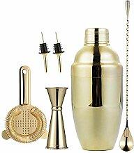 Yinaa Cocktail Werkzeuge Edelstahl auslaufsicher