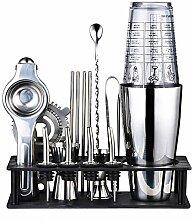 Yinaa Cocktail Werkzeuge Edelstahl Versiegeln Sie