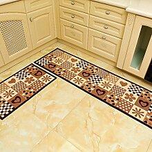 ying Polyester Küchenteppich Wasseraufnahme