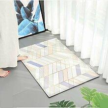yinge Teppich Schlafzimmer Nachttisch Wohnzimmer