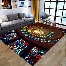 yinge Teppich Schlafzimmer Wohnzimmer Nachtbett