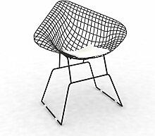 Yingui Hohldraht-Stuhl, Schmiedeeisen-kreativer