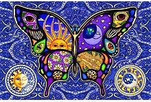 YINGXIN134 2000 Stück - Schönes Schmetterling