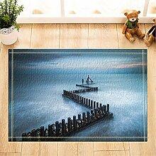 yinyinchao Ocean Decor, Sea Navigation Holz Stakes