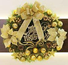 Yirenfeng 50cm Weihnachtsgirlande Dekoration,