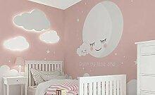 Yirenfeng Kinderzimmer Tapete junge Schlafzimmer