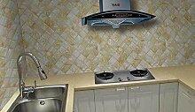 Yirenfeng Marmor Tapete Badezimmer Badezimmer Wc