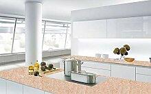Yirenfeng Marmorierte Selbstklebende Tapete Küche