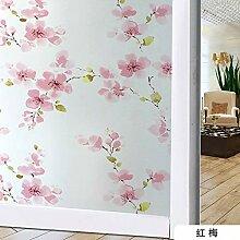 Yirenfeng Peep-Proof-Fensteraufkleber für den