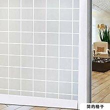 Yirenfeng Peep-Proof-Fensteraufkleber für