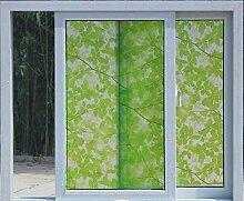 Yirenfeng Pvc-Aufkleber Bad Türen Und Fenster