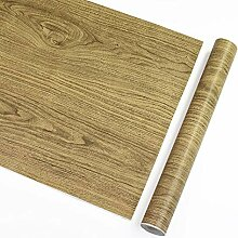 Yirenfeng Pvc Holz Muster Aufkleber Schrank Möbel