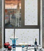 Yirenfeng Pvc-Tapete Fenster Glas Aufkleber Tür