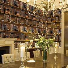 Yirenfeng Selbstklebende Antike Bücherregal