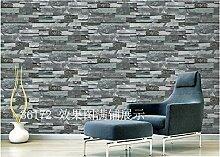 Yirenfeng Tapete Des Marmorziegelstein-3D