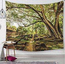 Yirenfeng Tischdecke Digitaldruck Wanddecke