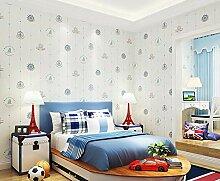 Yirenfeng Vliestapete Kinderzimmer Hintergrundbild