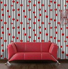 Yirenfeng Wallpaper Tapete Wohnzimmer Studenten