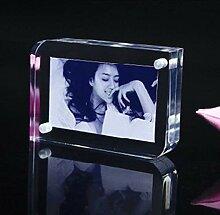 YITEJIA Mode kreativ 3.5 '' 82x56mm Acryl