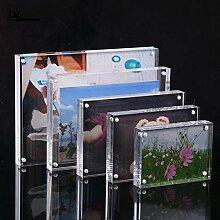 YITEJIA Mode kreativ DIY Acryl Transparent Photo
