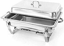 YiWon 9L Speisenwärmer Chafing Dish