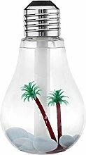 YIXIN Luftbefeuchter / Luftreiniger Glühbirne