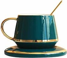 YIXIN2013SHOP Kaffeebecher Handbemalte