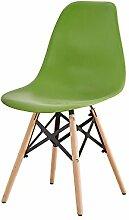 YIXINY Deckchair Stuhl PP + Holz + Fettes Metall