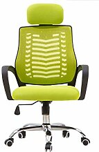 YIZI Bürocomputer Stuhl, Verstellbare Drehstuhl