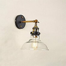YJ&Lighting Outdoor Indoor Wandlampe Retro Antik