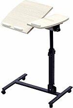 YJL Höhenverstellbarer Laptop-Tisch,