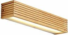 YJLGRYF wandleuchte LED-Massivholz-Wandleuchte
