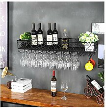 YJPDPHJJ Europäische Weinglas Rack hängenden