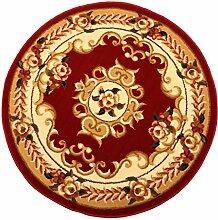 YJR-carpet Teppich Nacht Decke Runde Dekoration