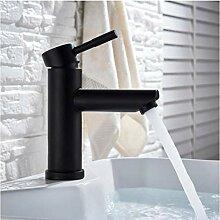 yjsb Messing Bad Waschbecken Wasserhahn heiß und