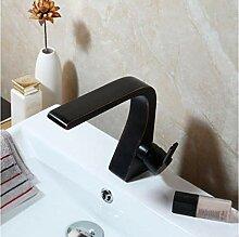 yjsb Waschbecken Wasserhähne Öl eingerieben