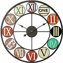 YJSMXYD Wanduhren,Modern Wanduhr Uhr, Wanduhren