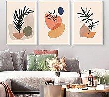 YL–wallart Moderne Malerei Leinwand Kunst