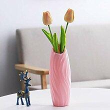 YLA Vase Anti-Keramikvase Heimdekoration