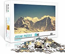 YLAXX DIY Puzzle Spiel Mini Version 1000Pcs