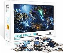 YLAXX DIY Puzzle Spiel Version 1000Pcs Fruchtbares