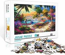 YLAXX Klassisches Puzzle Mini 1000Pcs Fruchtbares
