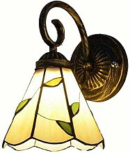 YLBZJ Korridor-Wandlampe, EIN Schlafzimmer, Bett,