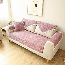 YLCJ Baumwolle Sofa Cover Protector, Sofa Cover
