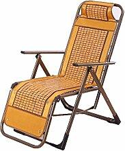 YLCJ Camping Chair Outdoor Liegestuhl, Liegestuhl