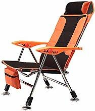 YLCJ Camping Stuhl Angelstuhl, Klappstuhl für den