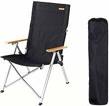 YLCJ Camping Stuhl Outdoor-Stuhl für