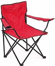 YLCJ Camping Stuhl tragbar faltbar mit Tragetasche
