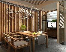 YLCJ Fototapete Chinesische Kunst 3D Bambus