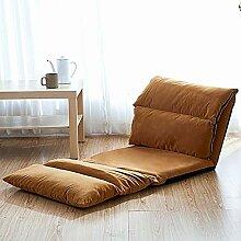 YLCJ Lazy Sofa Faltbares Sofa mit Einer